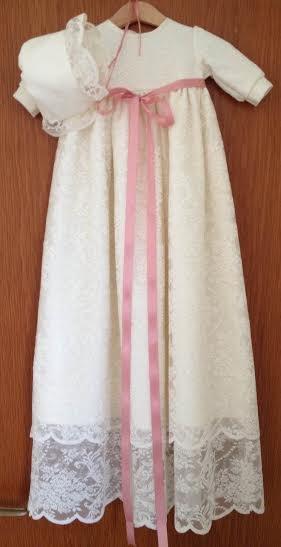 sløjfe til dåbskjole